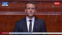 REPLAY. Discours intégral d'Emmanuel Macron devant le Congrès à Versailles