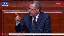 Discours de Richard Ferrand devant le Congrès à Versailles
