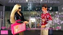 Y masha oso de Por una cuota, de compras con mamá Jennifer Barbie juguetes de d