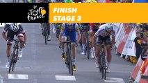 Arrivée / Finish - Étape 3 / Stage 3 - Tour de France 2017