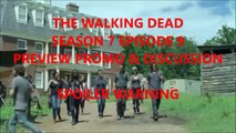 The Walking Dead Season 7 Episode 9 - Rise Up - Promo Breakdown & Video Predictions