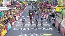 Tour de France – Peter Sagan remporte la troisième étape