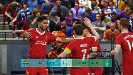 Pro Evolution Soccer 2018 : Preview vidéo PES 2018 JVL