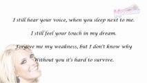 Karaoke - Cascada - Everytime we Touch