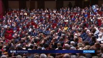 Congrès à Versailles : le discours d'Emmanuel Macron