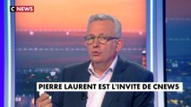 Pierre Laurent invité d'Olivier Galzi