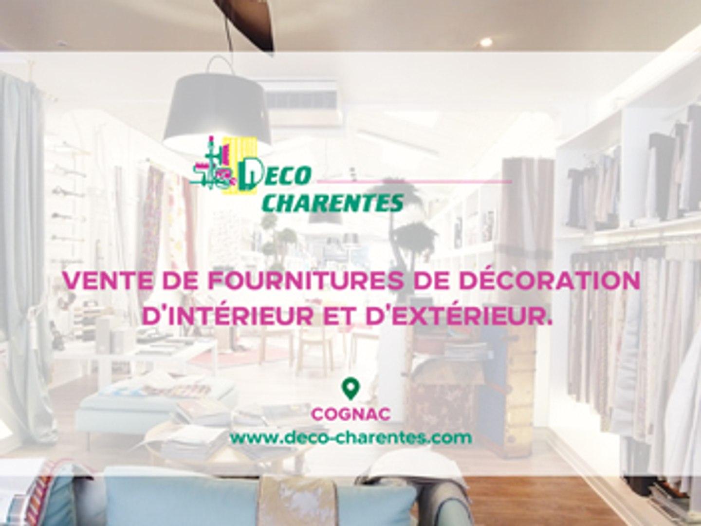 Decoratrice D Interieur Amiens déco charentes, vente de fournitures de décoration à cognac.