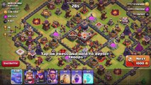 60X BOWLERS ATTACK! | Clash Of Clans | SO MUCH LOOT! NEW UPDATE Clash of Clans FREE