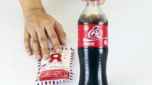 Comment gelée faire faire Lait à Il Comment faire de la gelée, les produits laitiers fantaisie pouding coca cola de coke.