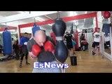 Joe Goossen More Boxers Then Brawlers Now Days - EsNews Boxing