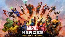 Marvel Heroes Omega - Official Launch Trailer