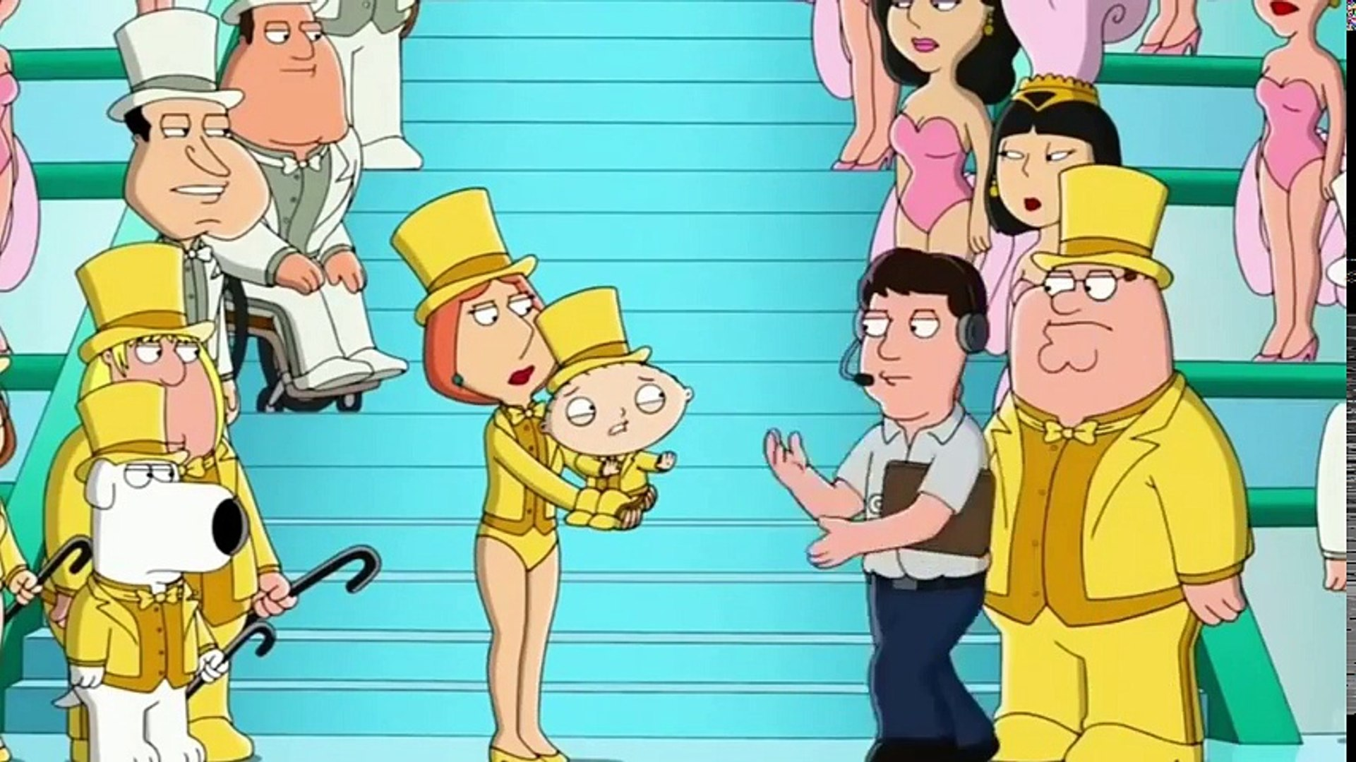Family Guy season 14 episode 15 A Lot Going on Upstairs