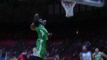 Jaylen Brown Throws It Down - Celtics vs Sixers - Summer League - July 03, 2917