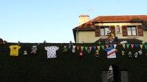 TOUR DE FRANCE : DU COTE DE VAIVRE-ET-MONTOILLE