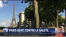 Rues jonchées de détritus, poubelles qui débordent… Paris est-elle une ville sale ?