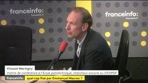 Congrès de Versailles : Vincent Martigny revient sur le discours d'Emmanuel Macron
