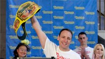 Joey: Chestnut Breaks Hot Dog Record