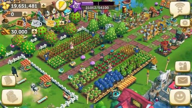 Farmville 2: Country Escape | farmville 2: Country Escape gameplay ⭐⭐max level⭐⭐ | part 1