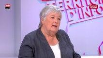 Congrès : Jacqueline Gourault souligne « la solidarité » exprimée par le Président envers le MoDem