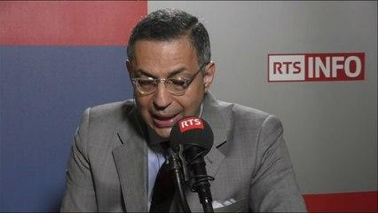 L'invité de la rédaction - Ardavan Amir-Aslani