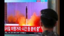 La Corée du Nord teste un missile intercontinental qui pourrait atteindre les États-Unis