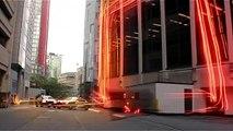 The Flash Season 3 - The Flash, Savitar, Ezra Miller Flash Lightning Colors Explained