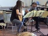 M2U02391 duo guitare classique eleve et prof Zeppelin Stairway to heaven