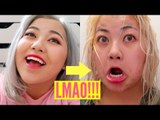 STRIPPING MY HAIR COLOR THE SAFE WAY! (Gray to Blonde!)