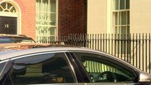 Cabinet members arrive at Downing Street for meeting