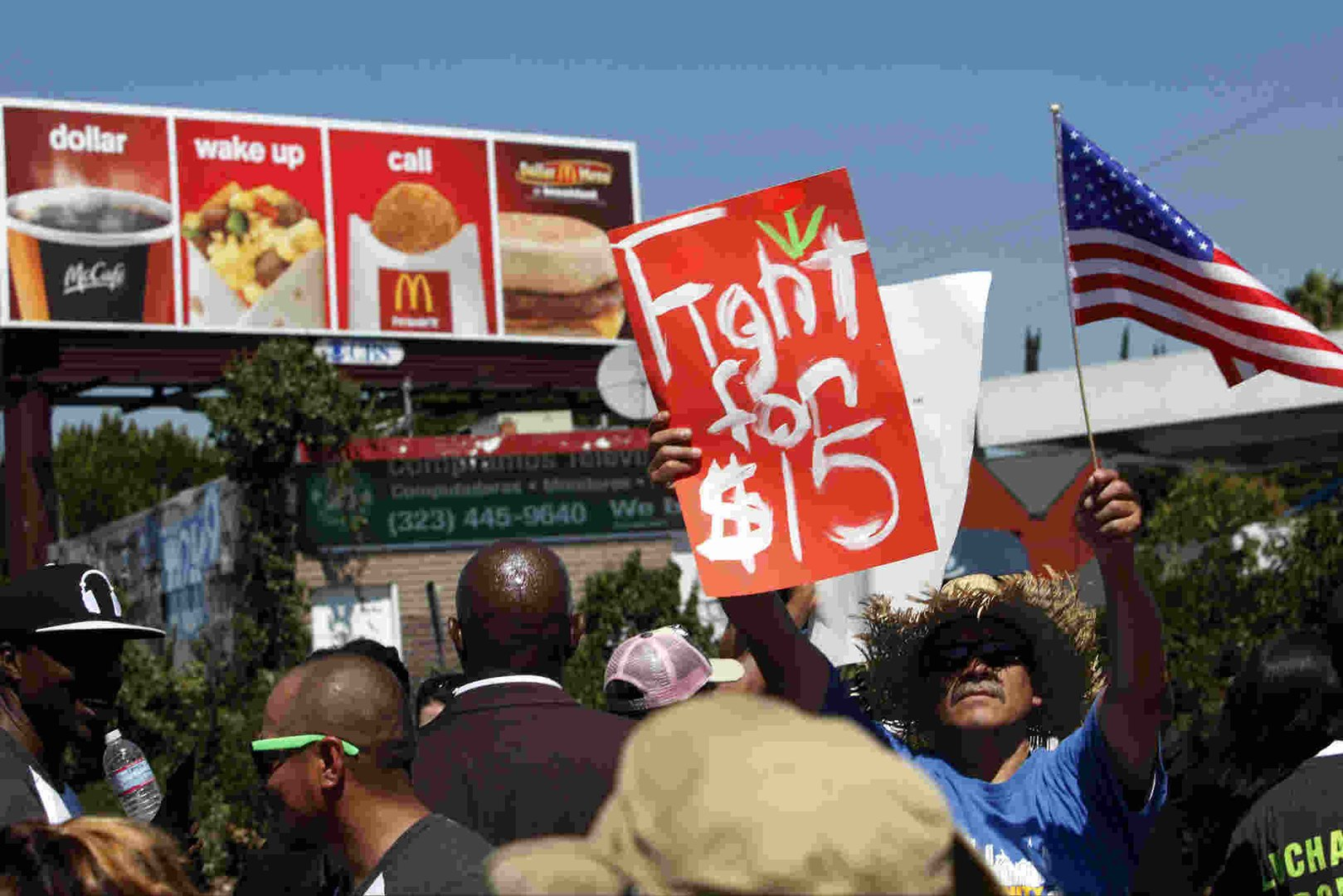 DC minimum wage goes up by a dollar