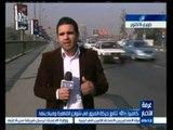 #غرفة_الأخبار | كاميرا سي بي سي اكسترا تتابع حركة المرور في شوارع وميادين القاهرة