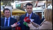 Ora News –Basha drekë me Ambasadorët e BE: Diskutuam për daljen nga kriza