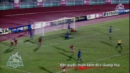 Minh Phương ghi bàn thắng Vàng, ĐTVN vô địch Cúp Bóng đá Tp Hồ Chí Minh 2003