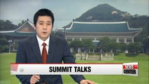 President Moon to hold summit talks with leaders of major countries on sideline of G20