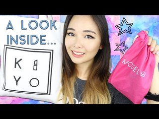 ✩ KiYO Fashion and Beauty BOX Unboxing ✩   What is inside the first ever KiYO BOX?