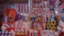 Il détient la plus grande collection d'objets Hello Kitty au monde - Insolite