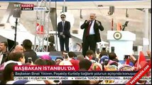 Başbakan Yıldırım'dan Kılıçdaroğlu'na: Tıpış tıpış yürüyorsun