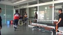 Kayseri'de Trafik Kazası 3 Yaralı