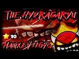 """THE HYDRAGARYU"" 100% COMPLETE (All Coins) By Manix648! [HARD DEMON] | Geometry Dash [2.1] - Dorami"