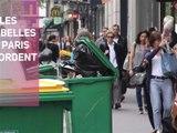 Paris, saturée par des tonnes de déchets