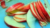 Manzana magdalenas caseras o cómo cocinar magdalenas con las manzanas sencillo paso por paso la receta