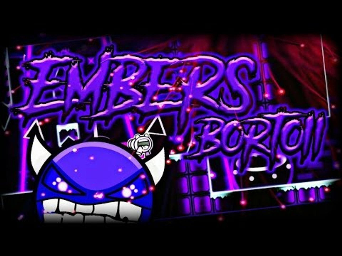 2.1 BEST GAMEPLAY!? 'Embers' 100% COMPLETE (All Coins) | Geometry Dash [2.1] - Dorami