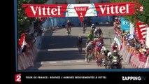 Tour de France 2017 : Arnaud Démare remporte la quatrième étape au sprint (vidéo)