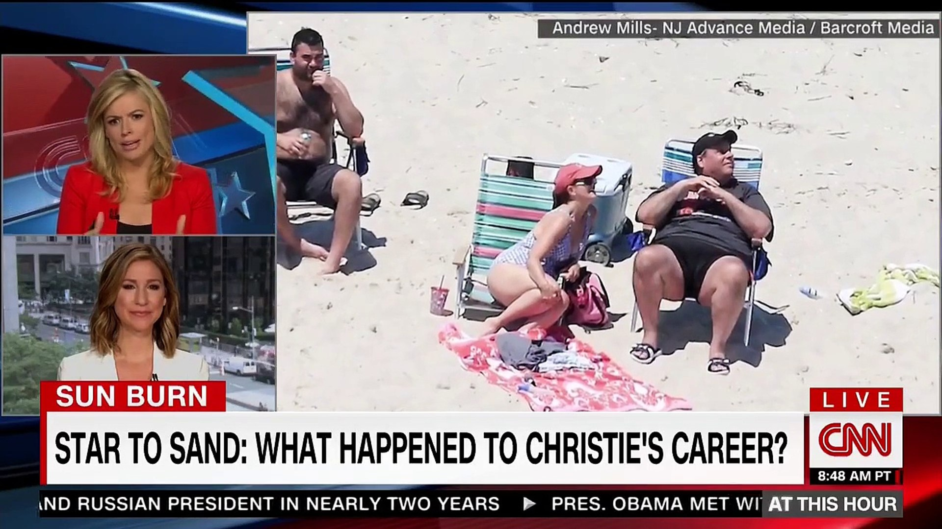 Chris Christie was the Trump before Trump