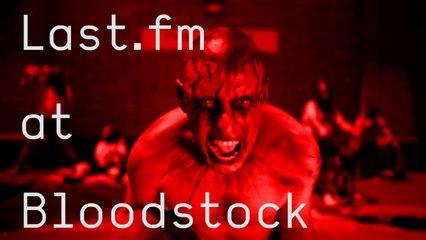 Last.fm at Bloodstock 2017