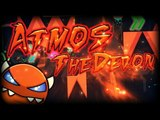 'ATMOS' 100% COMPLETE (All Coins) By TheDevon! [MEDIUM DEMON] | Geometry Dash [2.1] - Dorami
