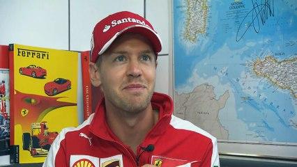 Time to celebrate Sebastian Vettel!