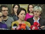 Report TV - Lu dhe Vlahutin takim me Blushin Hafizi: Dialog për daljen nga kriza