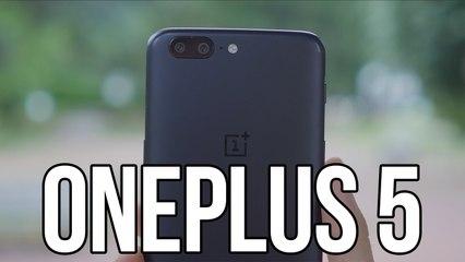 Test du OnePlus 5