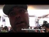 oscar de la hoya we have not seen how fast canelo alvarez is canelo vs mayweather - EsNews Boxing